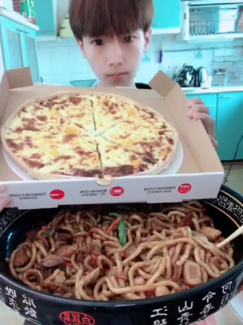 大胃王韩文龙95的快手